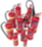 fir extingusher hire
