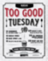 Too Good Tuesday v2 A3A4 Print.jpg
