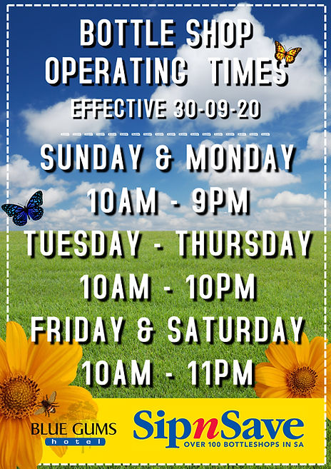 Copy of Copy of Business Opening Hours P