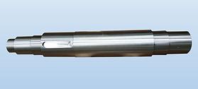 Upper shaft part repair