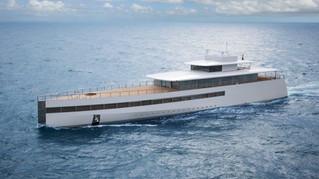 'Venus' el barco de Steve Jobs (Apple)
