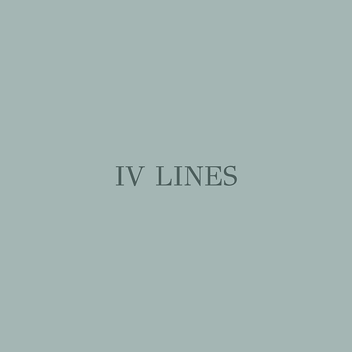 IV Lines