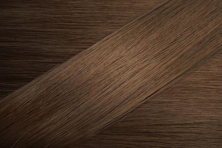 Medium Brown Hair Sample