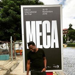Marvin Fabien  Mecca art fair