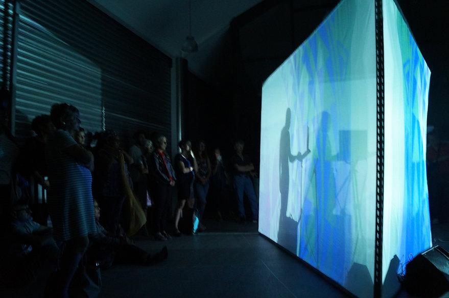 "Strange Fruit Triangle2017 Marvin Fabien ""Digital Performance"""