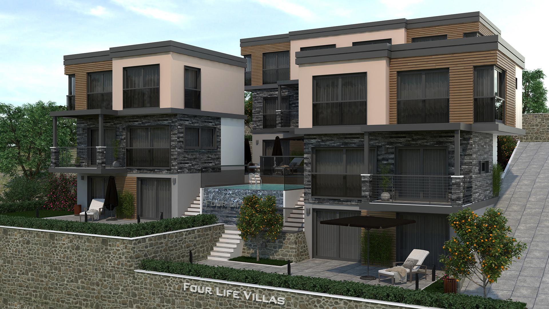 Four Life Villas