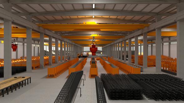 Cezayir Fabrika Projesi