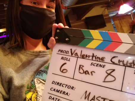 Shooting A Movie During A Pandemic