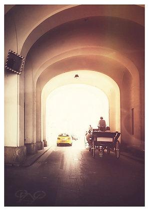 Taxi Kutsche