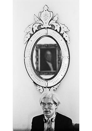 Andy Warhol in Grinzingen