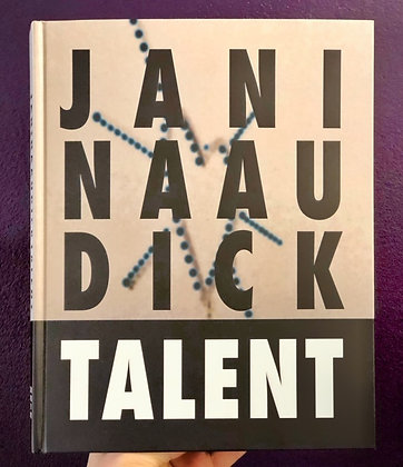 Buch: JANINA AUDICK TALENT