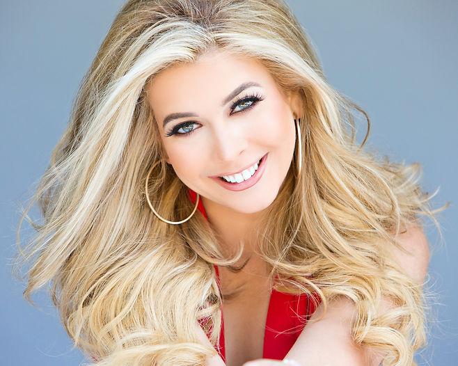 Maria-Teresa Duvall - National American Miss Pageant Coach