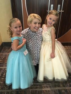 All-American Princess Clients at NAM Nationals 2016