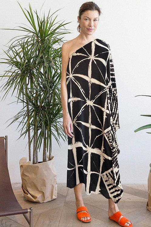 Shoulder Bird Cage Dress