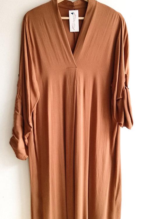 Viscose Winter Dress