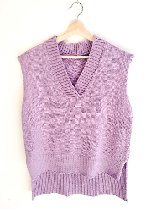 Lavender Vest