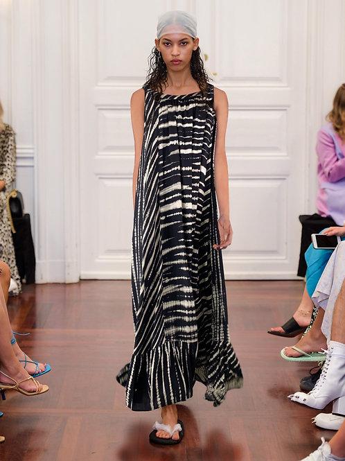 Mix Maxi Line Dress
