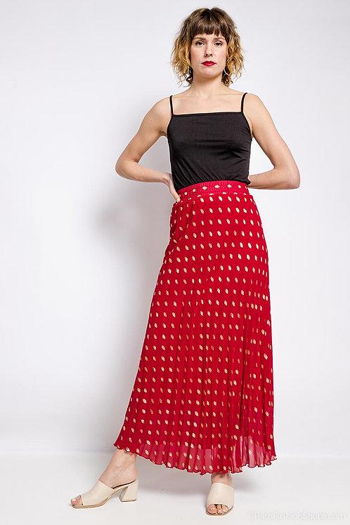 Golden Spotted Skirt