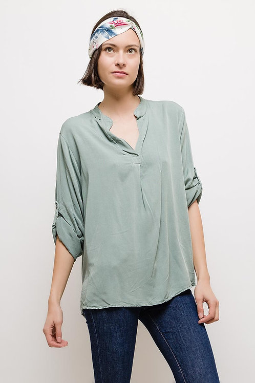 Kurta Shirt Viscose Midi