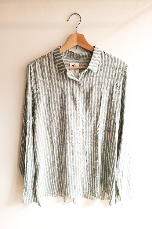 Aqua Rosemary Shirt