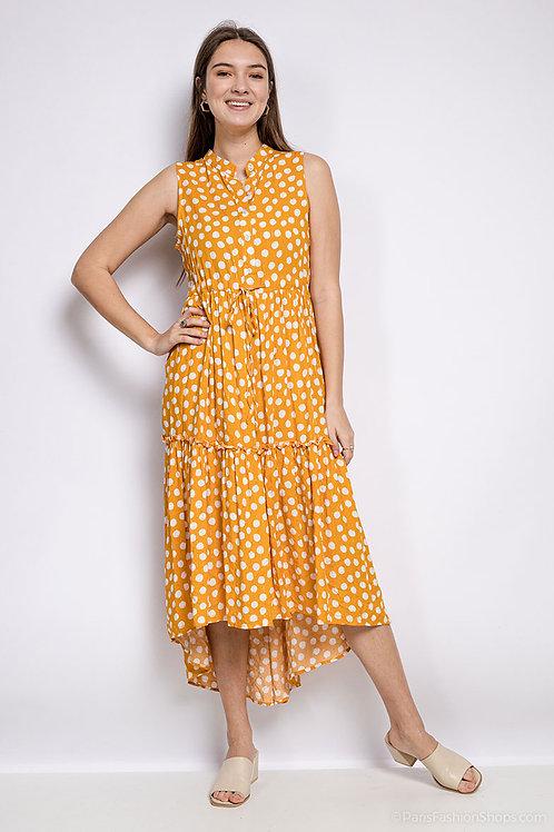 Polka dot Hilow Dress
