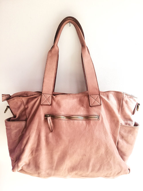 Tote Old Pink Bag
