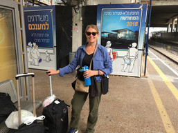 Israel Part 2: Workaway 2 Negev Desert