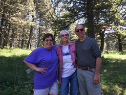 Visit with Ruth and Leila in the Great Wilderness of Montana