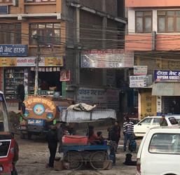 Journey to Pokhara