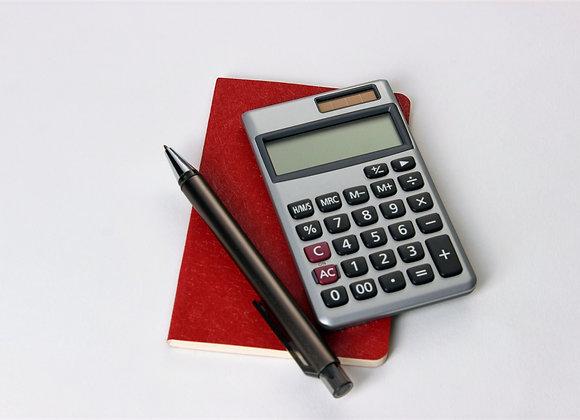 Простая таблица в MS Excel для учета доходов и расходов с cash flow и складом