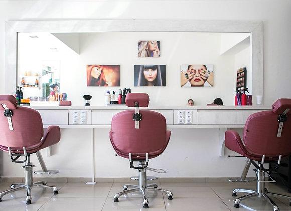Салон красоты, студия красоты, кабинет красоты | финансовая модель бизнес плана