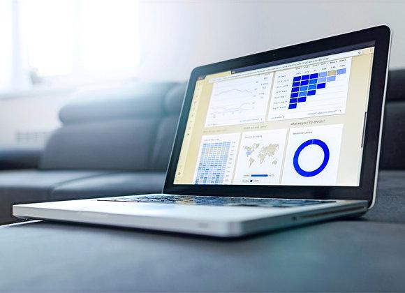 Программа в MS Excel  для учета доходов и расходов в малом бизнесе