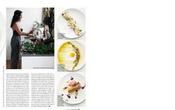 Elle Gourmet Espagne, Sept 2015