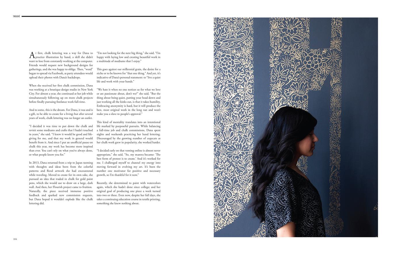 Trouve Magazine, Nov 2014