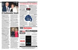 Women's Wear Daily, October 2014