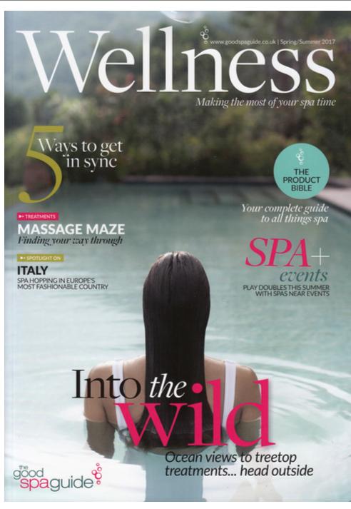 Wellness Magazine, May 2017