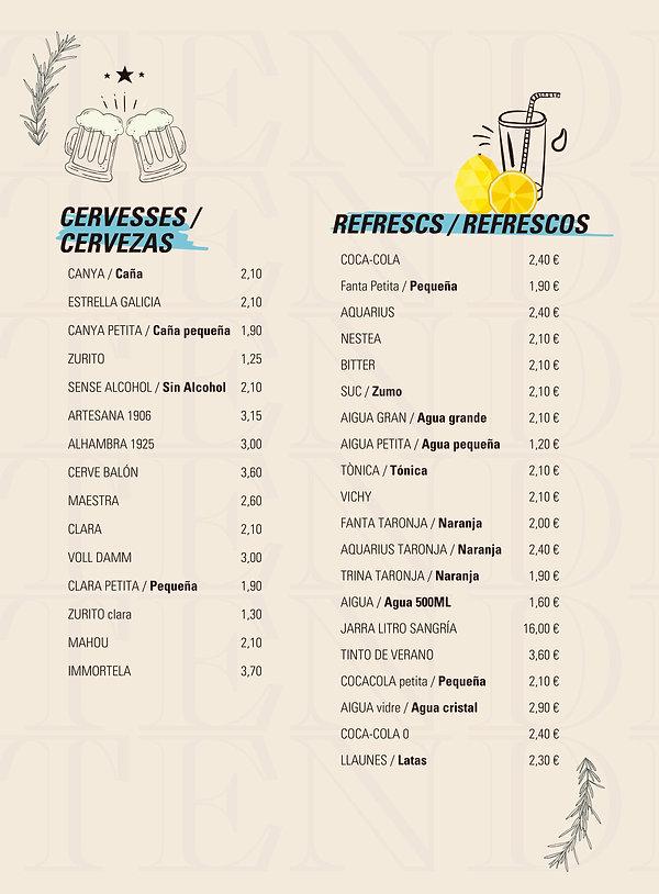 Cervezas y Refrescos Tendenou Baqueira.j
