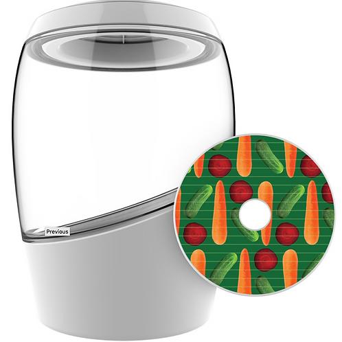 Glass Fermentation System - 5 Litre