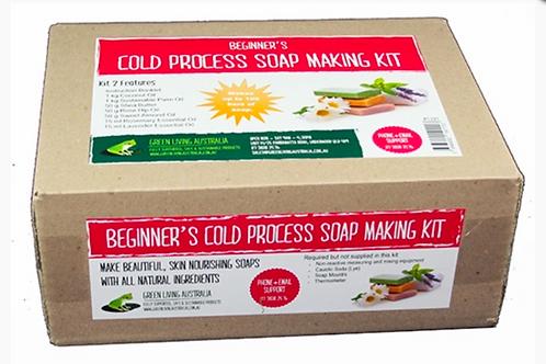 Beginner's Cold Process Soap Making Kit 2 Basic