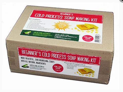 Beginner's Cold Process Soap Making Kit 1 Basic