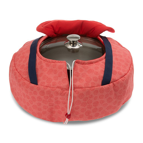 EasyOven - Thermal Cooker (Red)