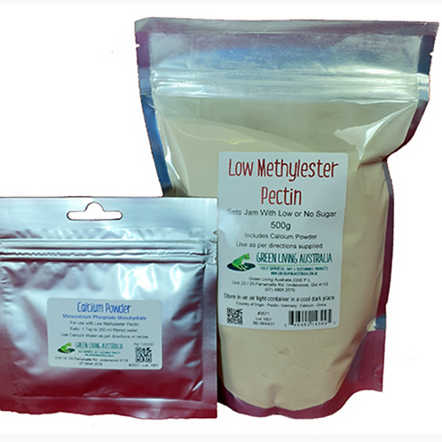 Low Methylester Pectin - 500g