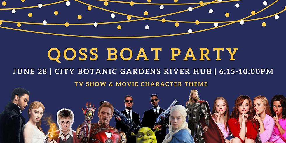 QOSS 2021 Boat Party