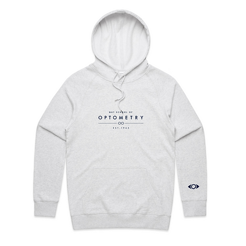 2020 QOSS MENS French Terry Hoodie (Member's Price)