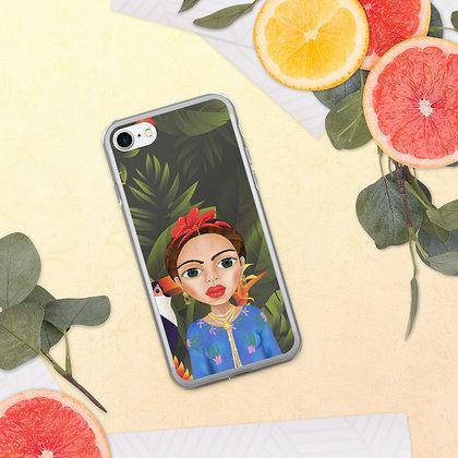 """Coque pour iPhone """"Frida"""""""