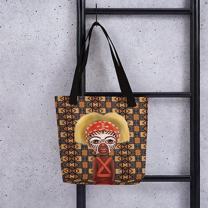 "Tote bag ""Yacouba"""