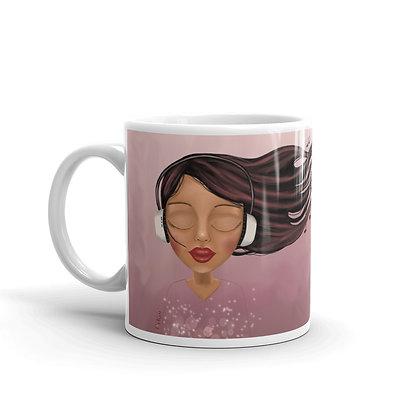 """Mug """"la musique"""""""