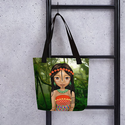 "Tote bag ""Kalina"""