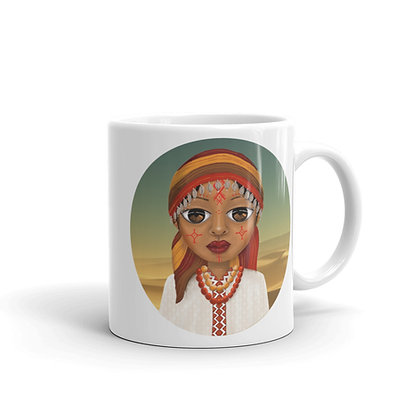 Mug Marocaine Amazigh