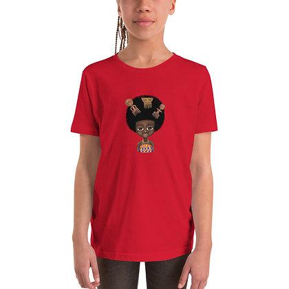 "Tee-shirt enfant ""Trois peignes"""